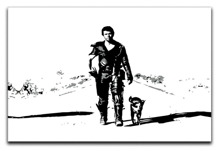 Mad Max Canvas Print or Poster