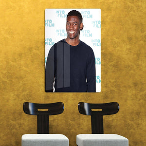 Malachi Kirby HD Metal Print - Canvas Art Rocks - 2