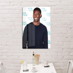 Malachi Kirby HD Metal Print - Canvas Art Rocks - 3