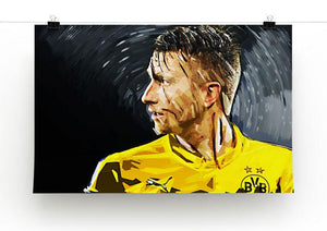 Marco Reus Print - Canvas Art Rocks - 2