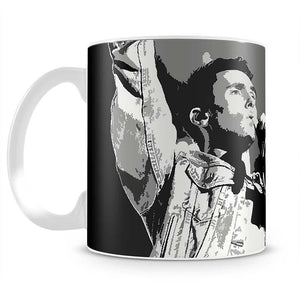Maroon 5 Adam Levine Mug - Canvas Art Rocks - 2