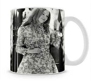 Mary Hopkin singer Mug - Canvas Art Rocks - 1