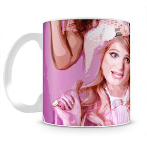 Meghan Trainor Mug - Canvas Art Rocks - 2
