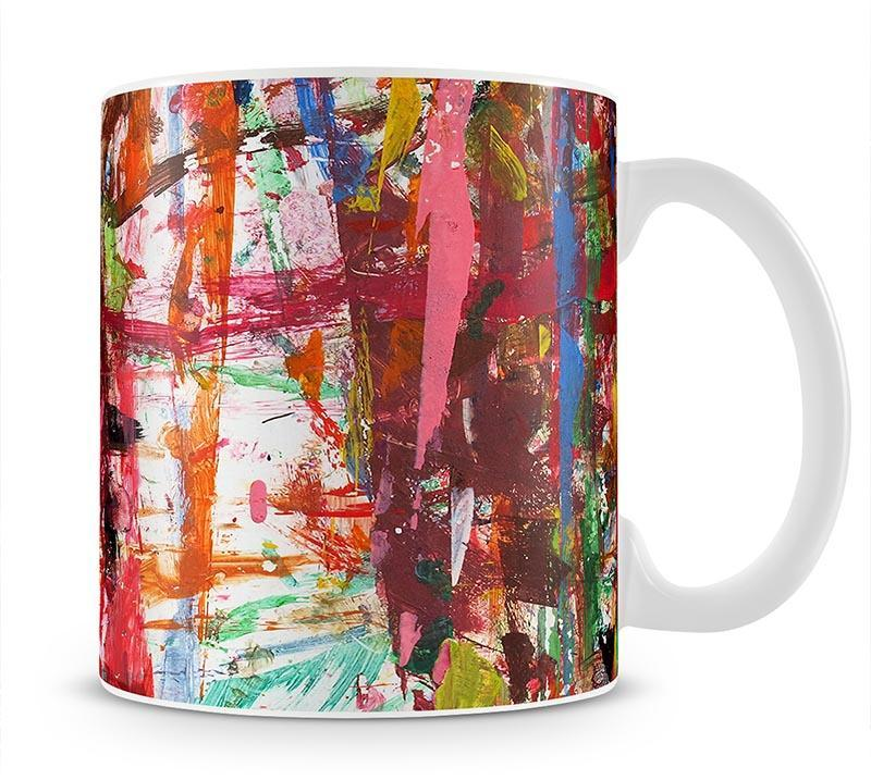 Messy Art Mug - Canvas Art Rocks - 1