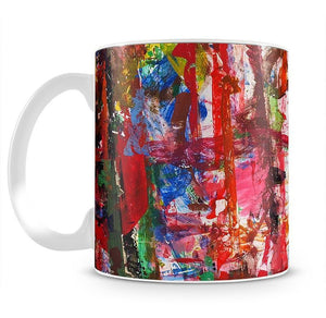 Messy Art Mug - Canvas Art Rocks - 2