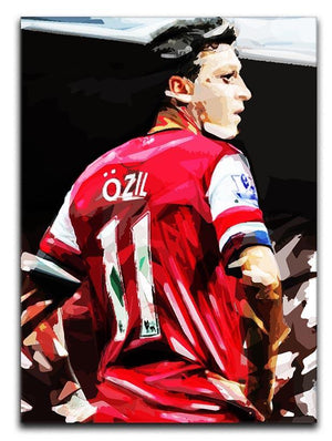 Mesut Ozil Canvas Print or Poster  - Canvas Art Rocks - 1