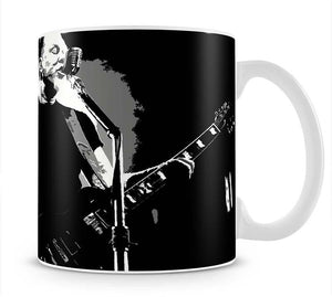 Metallica James Hetfield Mug - Canvas Art Rocks - 1