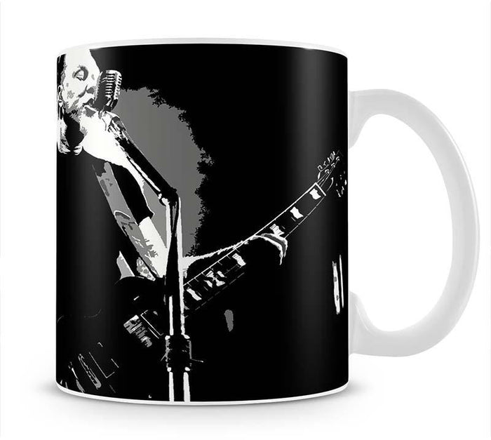 Metallica James Hetfield Mug