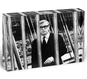 Michael Caine 1967 Acrylic Block - Canvas Art Rocks - 1