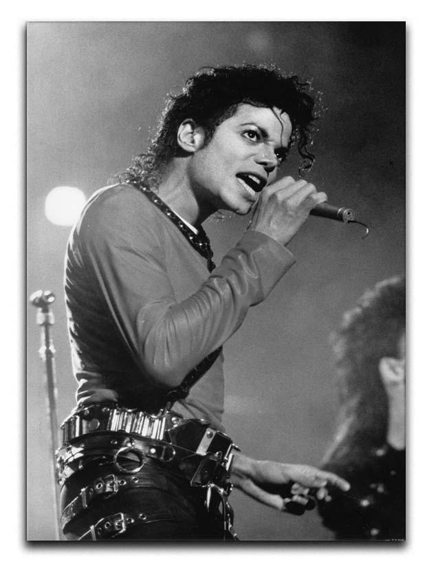Michael Jackson in Tokyo Canvas Print or Poster  - Canvas Art Rocks - 1
