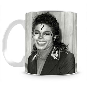 Michael Jackson smiles Mug - Canvas Art Rocks - 2