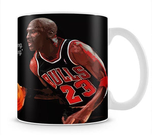 Michael Jordan Accept failure Mug - Canvas Art Rocks - 1