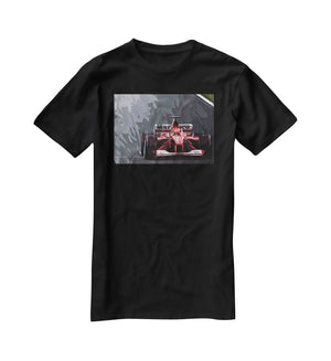 Michael Schumacher Formula 1 T-Shirt - Canvas Art Rocks - 1