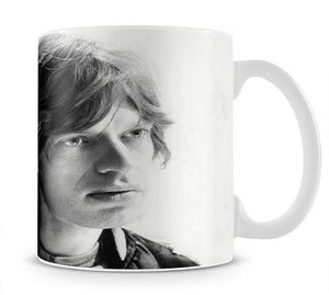 Mick Jagger in profile Mug - Canvas Art Rocks - 1