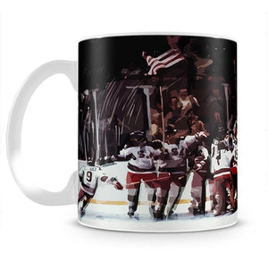Miracle on Ice USA Ice Hockey Team Mug - Canvas Art Rocks - 2