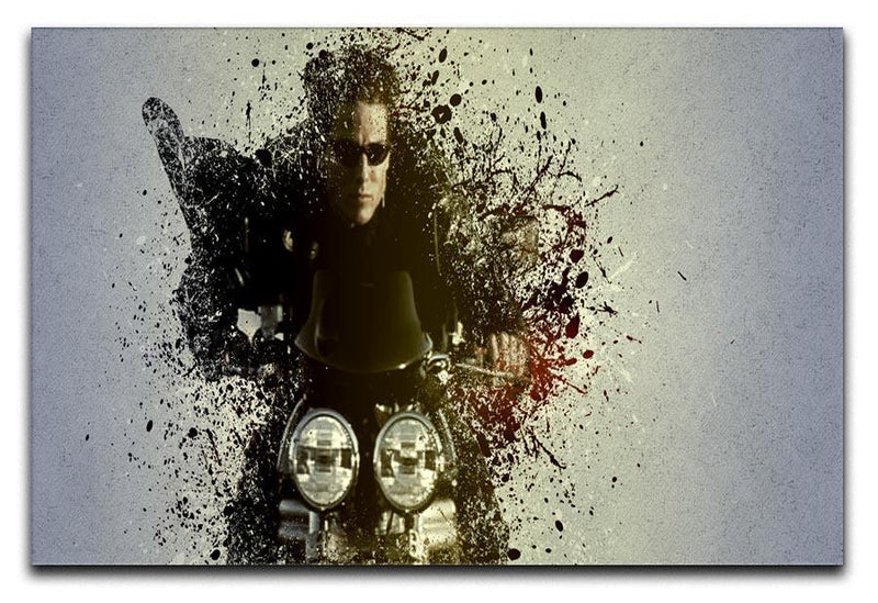 Mission Impossible Pop Art Canvas Print or Poster  - Canvas Art Rocks - 1