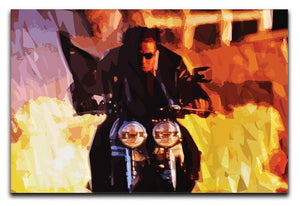 Tom Cruise in Mission Impossible Print - Canvas Art Rocks - 1