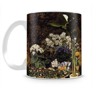 Mixed Spring Flowers by Renoir Mug - Canvas Art Rocks - 2