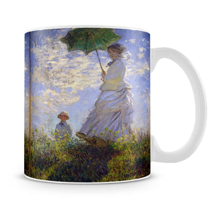 Monet Umbrella Mug - Canvas Art Rocks - 4
