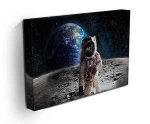 Moon Walk Print - Canvas Art Rocks - 3