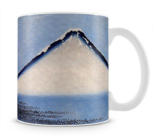 Mount Fuji 2 by Hokusai Mug - Canvas Art Rocks - 1