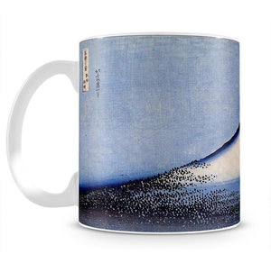 Mount Fuji 2 by Hokusai Mug - Canvas Art Rocks - 2