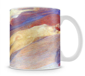 Moving water by Klimt Mug - Canvas Art Rocks - 1