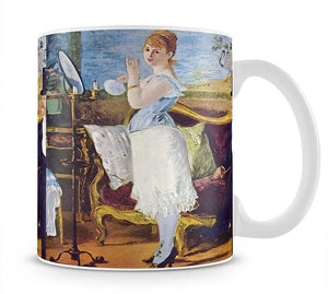 Nana by Manet Mug - Canvas Art Rocks - 1