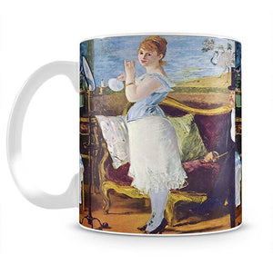 Nana by Manet Mug - Canvas Art Rocks - 2