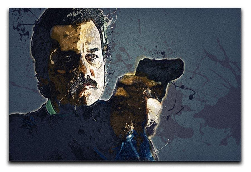 Narcos Canvas Print or Poster  - Canvas Art Rocks - 1