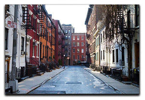 New York Historic buildings Canvas Print or Poster  - Canvas Art Rocks - 1