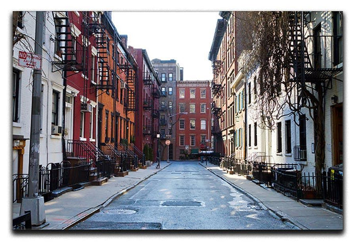 New York Historic buildings Canvas Print or Poster