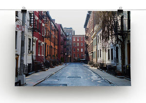 New York Historic buildings Canvas Print or Poster - Canvas Art Rocks - 2