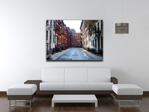New York Historic buildings Canvas Print or Poster - Canvas Art Rocks - 4