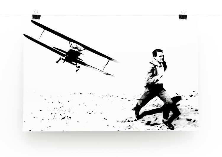 North by Northwest Print - Canvas Art Rocks - 2