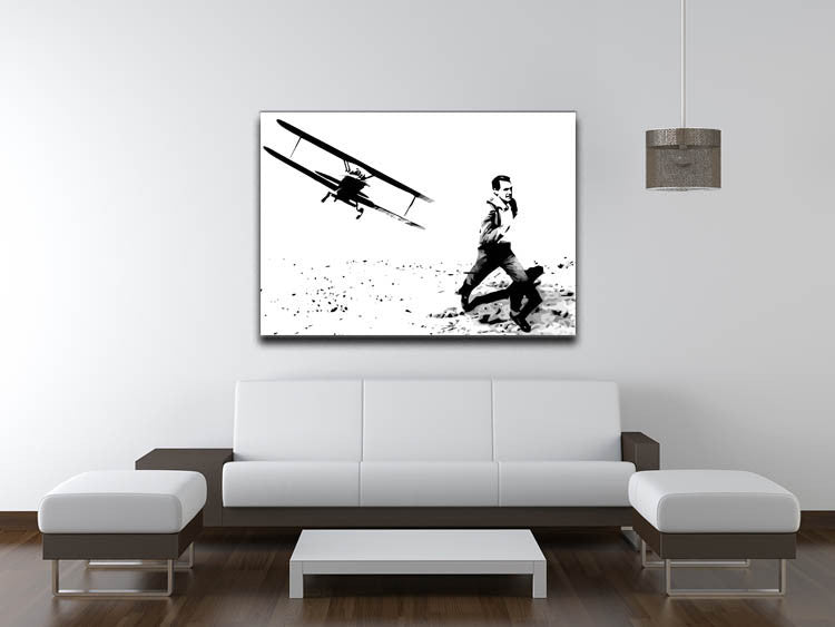 North by Northwest Canvas Print & Poster - US Canvas Art Rocks