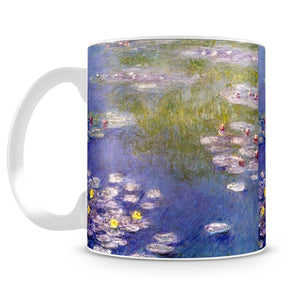 Nympheas at Giverny Mug - Canvas Art Rocks - 4