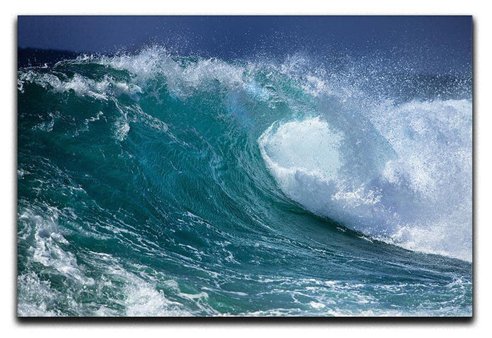 Ocean wave Canvas Print or Poster