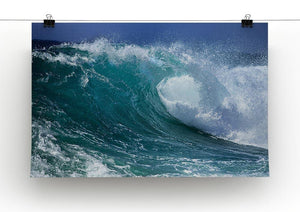 Ocean wave Canvas Print or Poster - Canvas Art Rocks - 2