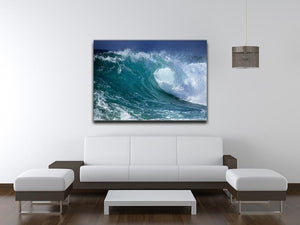 Ocean wave Canvas Print or Poster - Canvas Art Rocks - 4