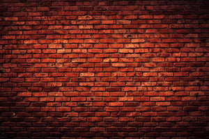Old grunge brick Wall Mural Wallpaper - Canvas Art Rocks - 1
