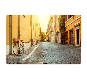 Old street in Rome HD Metal Print