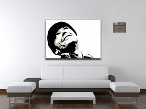 One Flew Over The Cuckoos Nest Print - Canvas Art Rocks - 4