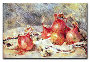 Onions by Renoir Canvas Print or Poster  - Canvas Art Rocks - 1