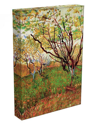 Orchard in Blossom by Van Gogh Canvas Print & Poster - Canvas Art Rocks - 3