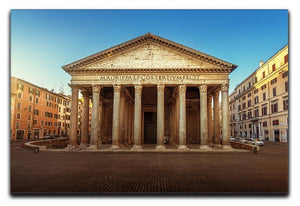 Pantheon in Rome Canvas Print or Poster  - Canvas Art Rocks - 1