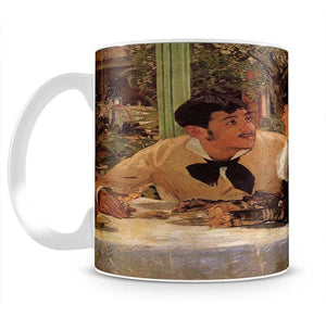 Pare Lathuille by Manet Mug - Canvas Art Rocks - 2