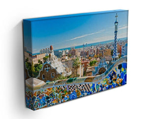 Park Guell Canvas Print or Poster - Canvas Art Rocks - 3