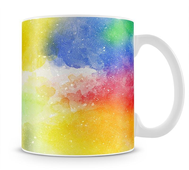 Pastal Mist Mug - Canvas Art Rocks - 1