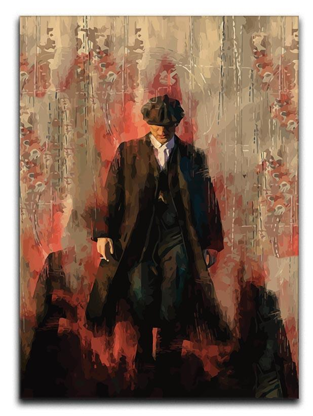 Peaky Blinders Canvas Print or Poster  - Canvas Art Rocks - 1
